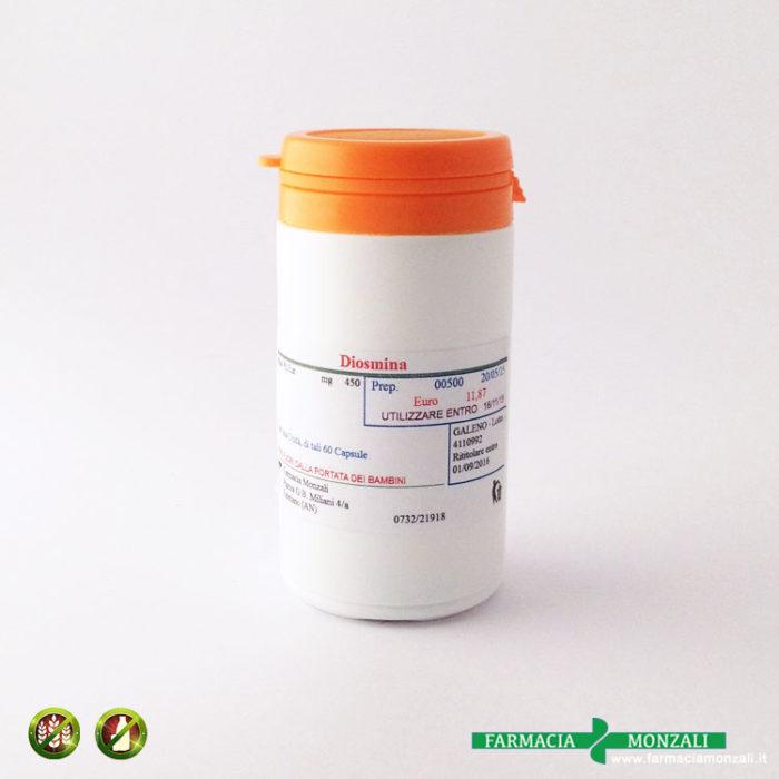 diosmina preparazione galenica farmacia online monzali