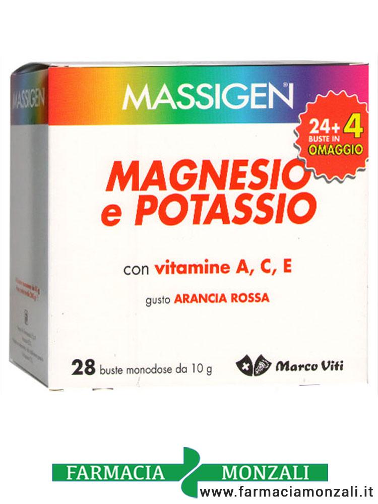 massigen magnesio potassio farmacia online monzali